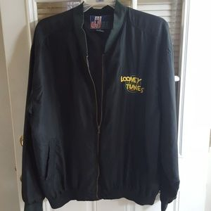 Looney tunes jacket.  Size xl. Perfect condition